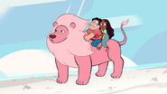 Steven Universe Lion two the movie Steven and Connie on Lionpg