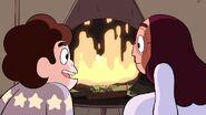 Steven Universe Winter Forcast Steven and Connie AGAIN