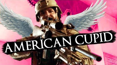 American Cupid (American Sniper Trailer Recut)