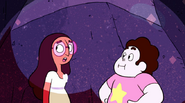 Steven Universe Bubble Buddies Akward