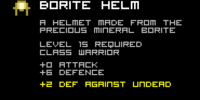 Borite Helm