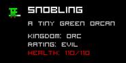 Snobling