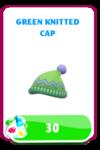 LittlestPetShopGreenKnittedCap