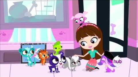 Littlest Pet Shop New TV Show on the HUB
