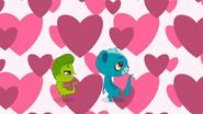 Sunil and Vinnie love struck