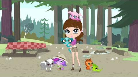 Littlest Pet Shop - Lass einfach los (Just Unplug) German