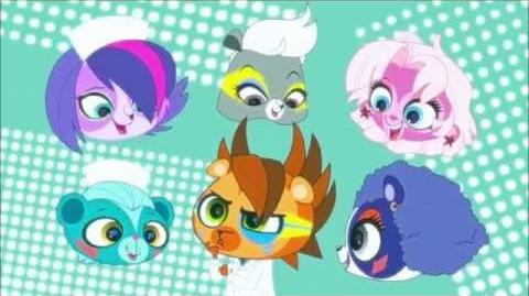 Littlest Pet Shop Humanarian HD (Italian)