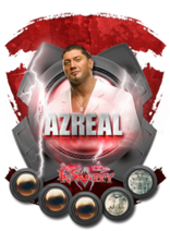 Lpw azreal insanity roster