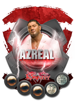 Lpw azreal insanity roster