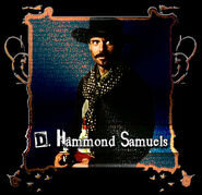 D. Hammond Samuels