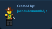 JoshdudemanAKAjosh
