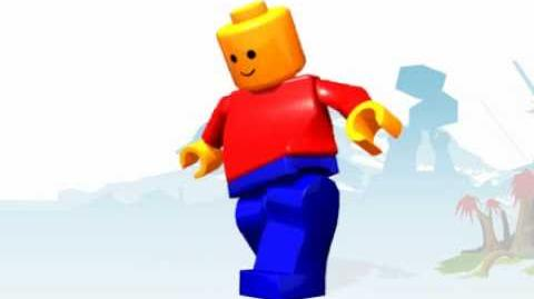 LEGO Universe Dancing - First Look