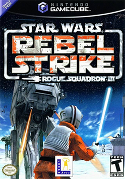 Star Wars Rogue Squadron III - Rebel Strike Coverart