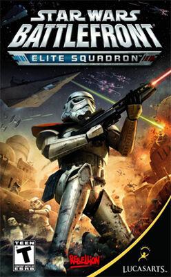 Battlefront Elite Squadron cover