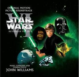 Return of the Jedi 2004 cover