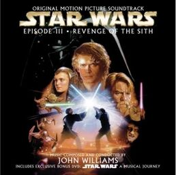 Star Wars - Episode III - Revenge of the Sith Motion Picture Soundtrack - Cover