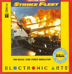 Strike Fleet Coverart