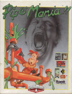 Pipe mania cover art