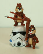 Chip Dale Work Figure