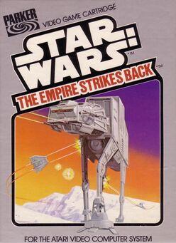 Atari 2600 The Empire Strikes Back