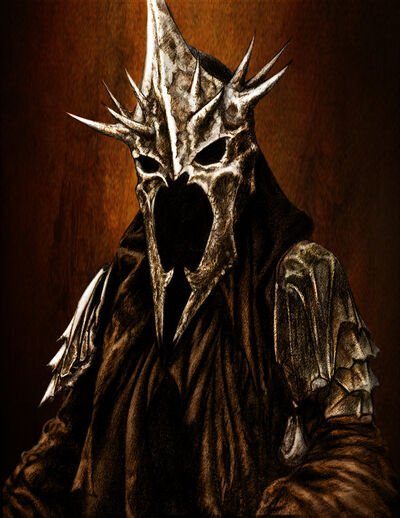 Witch King of Dol Gulder
