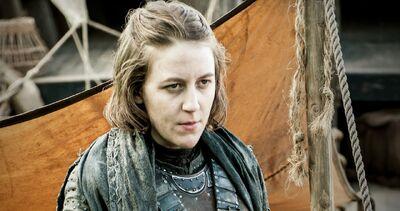 Asha Greyjoy Seagard