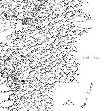 World Edge Mountains