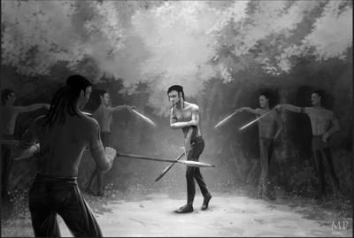 Sindar Elves1