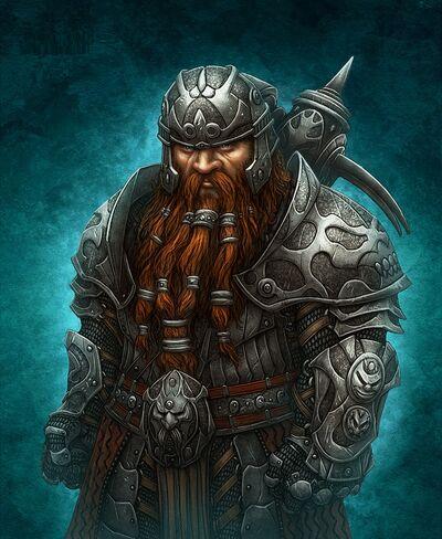 Morek Stonehammer