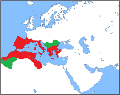 Roman Empire greatest