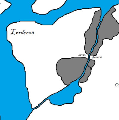 Lorderon Maps