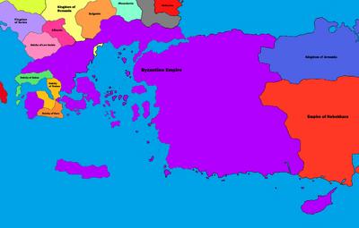 Byzantine Empire - Political2