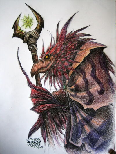 Arakkoa by Ilduara