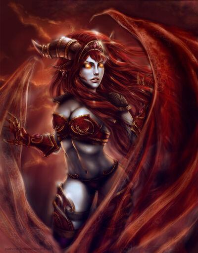 Lady Eromi Dawnseeker