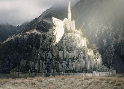 Minas Tirith (1)