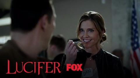 Charlotte Hits On Dan Season 2 Ep. 16 LUCIFER