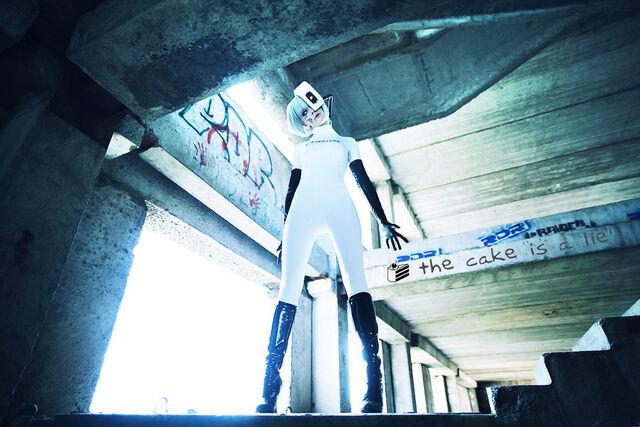 File:GLaDOS cosplay4.jpg