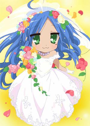 File:Konata wedding...png