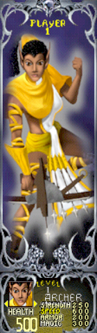 File:Gauntlet Dark Legacy - Yellow Archer (Player 1).png