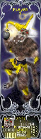 File:Gauntlet Dark Legacy - Yellow Hyena (Player 1).PNG