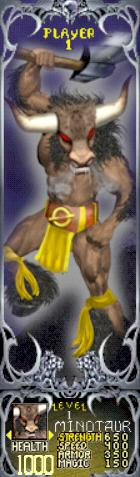 File:Gauntlet Dark Legacy - Yellow Minotaur (Player 1).PNG