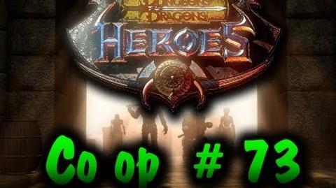 Dungeons & Dragons Heroes - Kaedin (First Boss Battle)