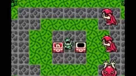 The Legend of Zelda - Oracle of Seasons - Agahnim