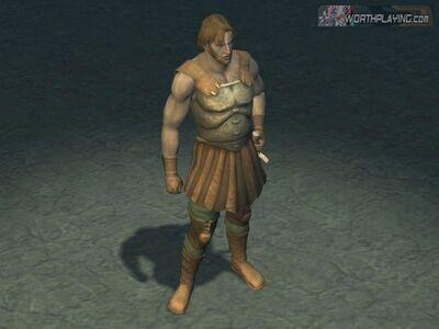 Baldur's Gate- Dark Alliance - Vahn