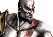Mortal Kombat Ladder - Kratos