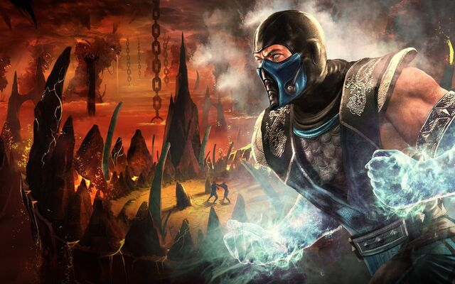 File:Mortal Kombat vs. DC Universe - Artwork - Mortal Kombat Characters - Sub-Zero.jpg