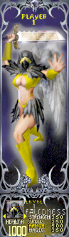 File:Gauntlet Dark Legacy - Yellow Falconess (Player 1).PNG