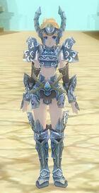 Aquarius Zodiac Armor (F)