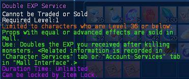 Level 31 4double exp service pics - Copy - Copy