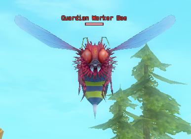 Guardian Worker Bee